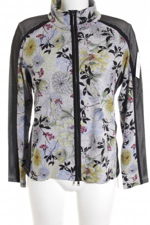 Marc Cain Kurzjacke florales Muster Casual-Look