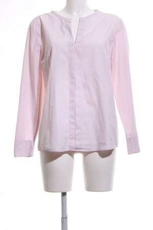 Marc Cain Langarm-Bluse pink Business-Look