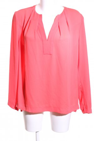 Marc Cain Langarm-Bluse pink Casual-Look