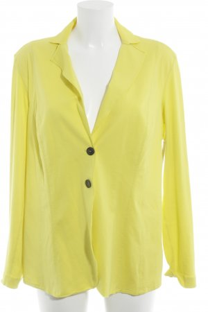 Marc Cain Langarm-Bluse gelb Casual-Look