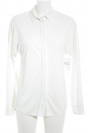 Marc Cain Langarm-Bluse weiß Casual-Look