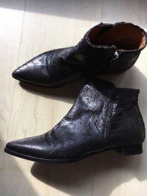 Marc Cain Leder Ankle Boots