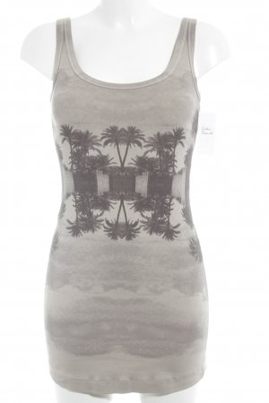 Marc Cain Lange top volledige print Beach-look