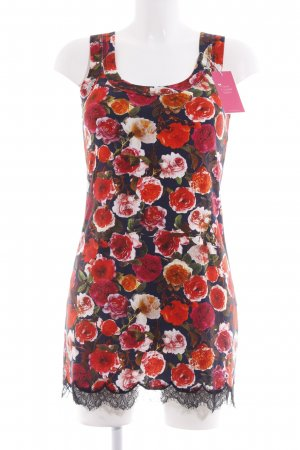 Marc Cain Longtop florales Muster Casual-Look