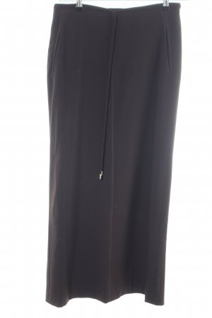 Marc Cain Maxi gonna nero stile casual