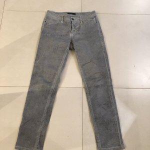Marc Cain N 5 / 42  Jeans mit Stretch Grau