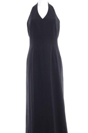 Marc Cain Halter Dress black elegant