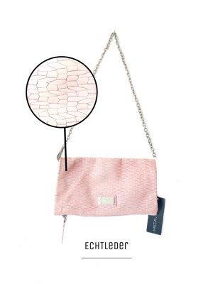Marc Cain Original Echtleder Tasche in rosa