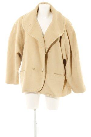 Marc Cain Oversized Jacke creme Elegant