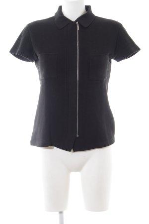 Marc Cain Polo-Shirt schwarz Elegant