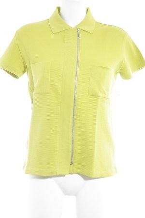 Marc Cain Polo-Shirt wiesengrün sportlicher Stil