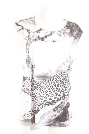 Marc Cain Print-Shirt Motivdruck Casual-Look
