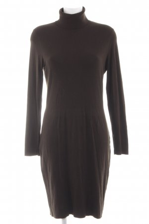 Marc Cain Robe pull brun style simple