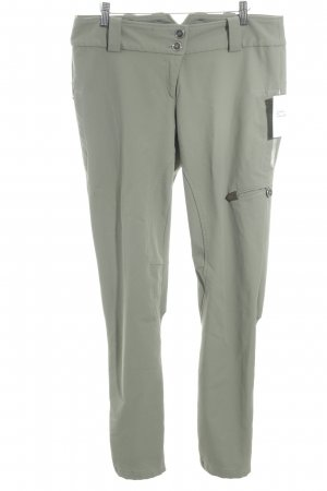 Marc Cain Riding Trousers khaki casual look