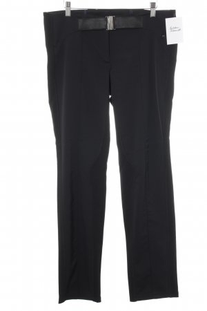 Marc Cain Riding Trousers black athletic style