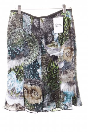Marc Cain Rock florales Muster extravaganter Stil