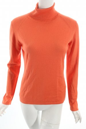 Marc Cain Rollkragenpullover orange Casual-Look