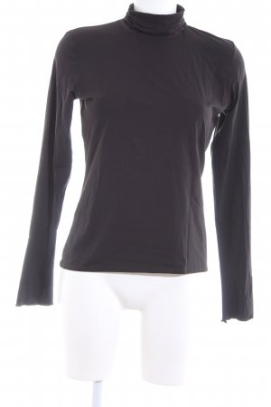 Marc Cain Turtleneck Shirt black casual look