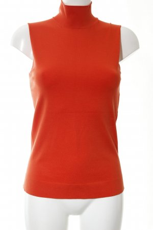 Marc Cain Neckholder Top red casual look