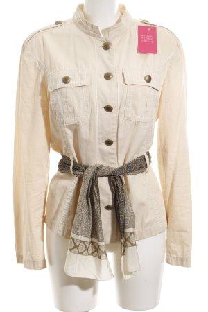 Marc Cain Safari Jacket natural white casual look
