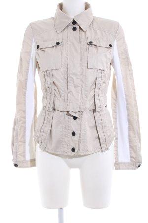 Marc Cain Safari Jacket natural white-white casual look