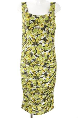 Marc Cain Vestido de tubo estampado floral estilo romántico