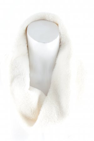 Marc Cain Tube Scarf cream casual look