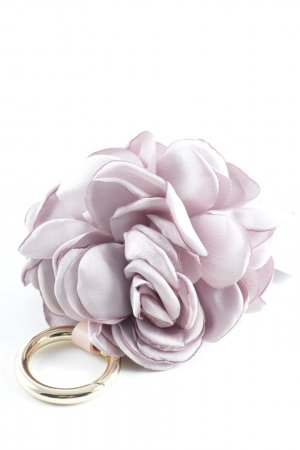 Marc Cain Key Chain flower pattern romantic style
