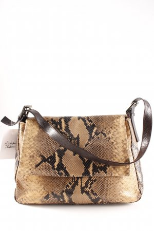 Marc Cain Schultertasche Animalmuster Casual-Look