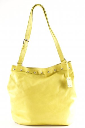 Marc Cain Schultertasche limettengelb Casual-Look