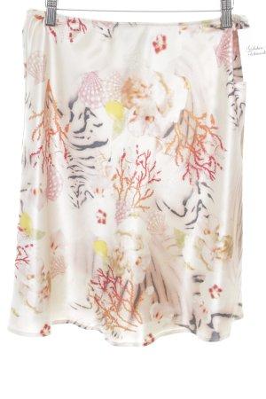Marc Cain Seidenrock florales Muster Elegant