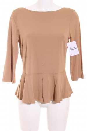 Marc Cain Shirt beige Casual-Look