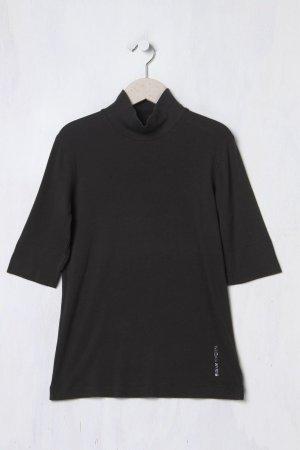 Marc Cain Turtleneck Shirt black