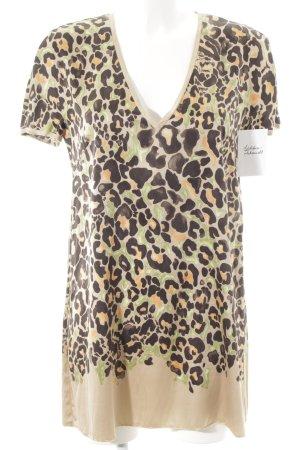 Marc Cain Tunique motif léopard style mouillé