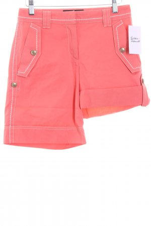 Marc Cain Shorts lachs Casual-Look