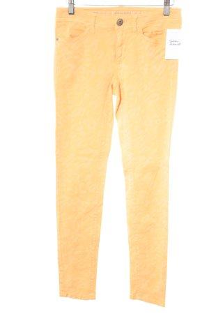 Marc Cain Skinny Jeans orange Casual-Look