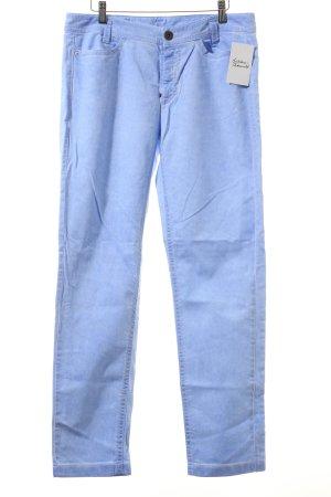Marc Cain Slim Jeans hellblau Casual-Look