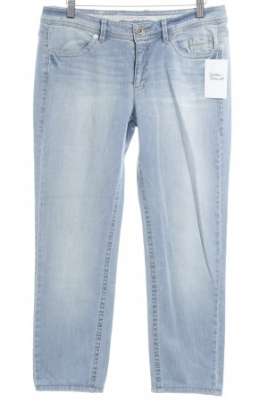Marc Cain Slim Jeans himmelblau Casual-Look