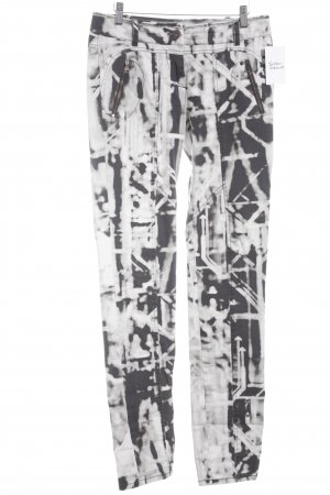 Marc Cain Slim Jeans Mustermix Street-Fashion-Look