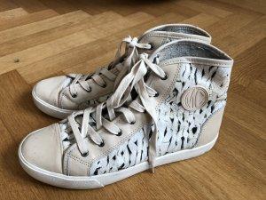 Marc Cain Sneaker Glattleder