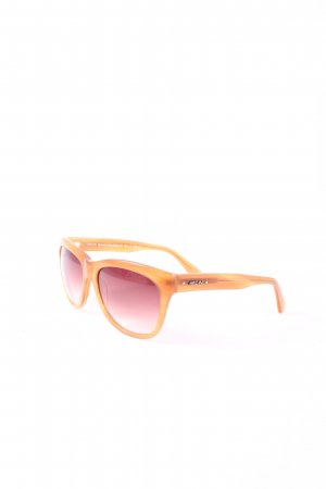 Marc Cain Sunglasses light brown casual look