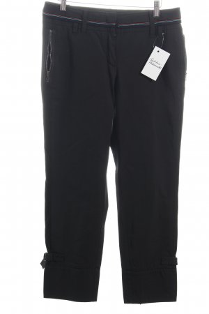 Marc Cain Sport Sporthose Streifenmuster Casual-Look