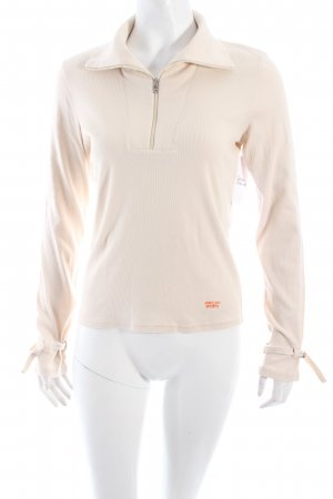 Marc Cain Sport Sweatshirt creme Casual-Look