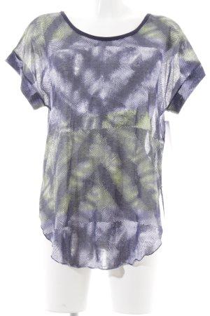 Marc Cain Sport T-Shirt Farbverlauf sportlicher Stil