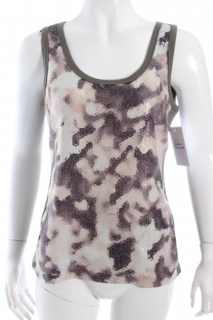 Marc Cain Sport Top Camouflagemuster Casual-Look