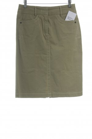 Marc Cain Sports Cargorock khaki Casual-Look