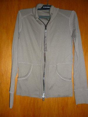 MARC CAIN Sports Jacke, schlamm farbend, Größe 36, NEUWERTIG