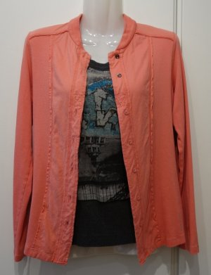 MARC CAIN Sports Set Cardigan & Top Gr. 36/38 Street Wear Blogger Lagenlook