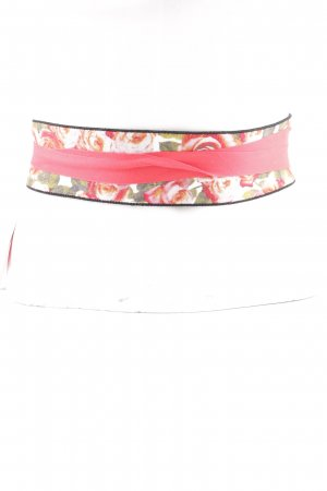 Marc Cain Fabric Belt allover print elegant