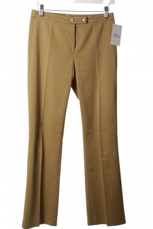 Marc Cain Stoffhose beige Business-Look